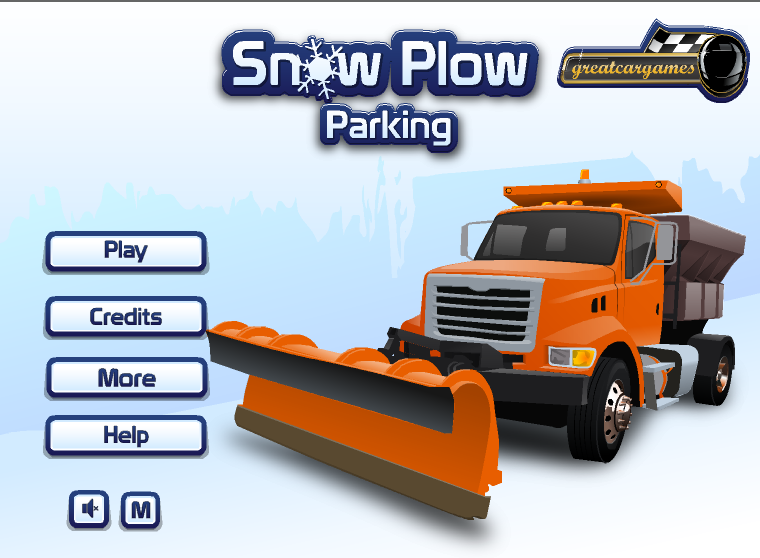 Snow Plow Parking